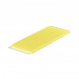 Mealplak lemon tasting tray 4 holes Nacryl