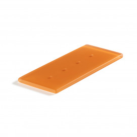 Mealplak mandarin tasting tray 4 holes Nacryl