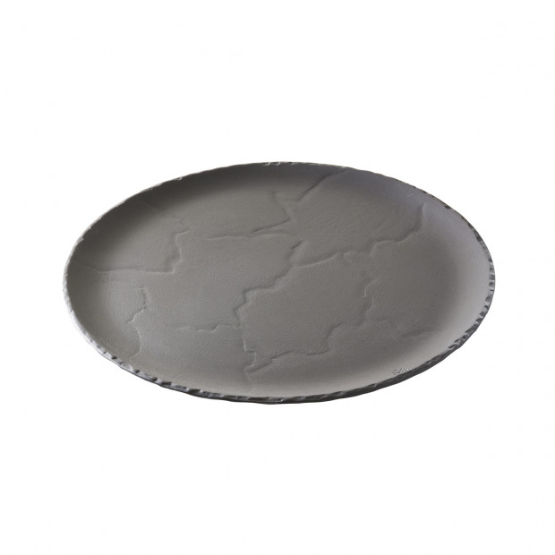 Basalt matt slate style pizza stone 2 sizes