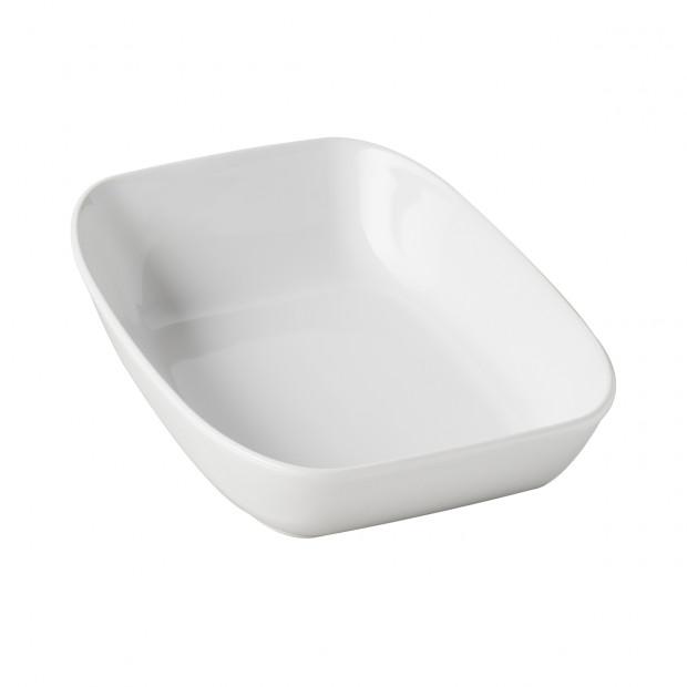 Club rectangular side dish 2 colors