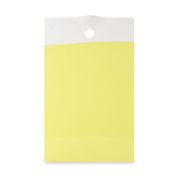 Color Lab citrus yellow cheese board 2 sizes