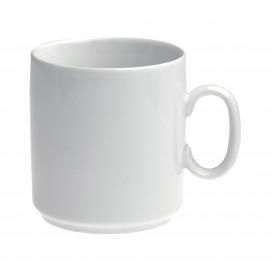 French Classics white mug
