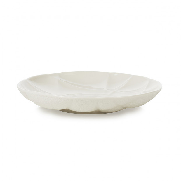 "Succession deep soup plate ø9"" 2 colors"