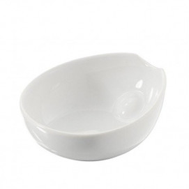 Impulse white mini bowl