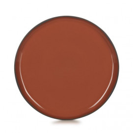 dinner plate 10.25inch 7 colors, caractere