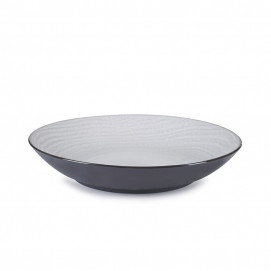 SWELL DEEP COUPE PLATE 24CM