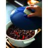 Revolution 2 round ceramic cookware touareg blue induction 3 sizes