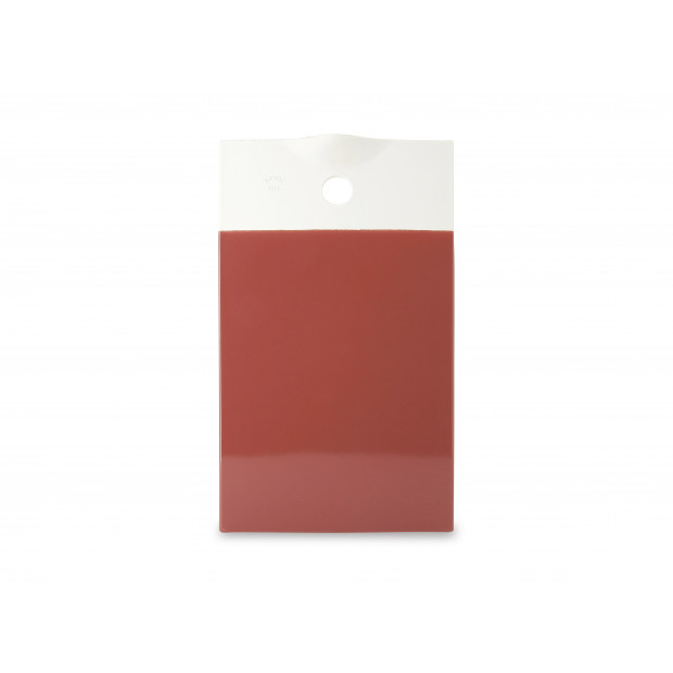 Color Lab amaranth red cheese board 2 sizes
