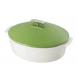 Revolution oval dutch oven 3.85QT lime green