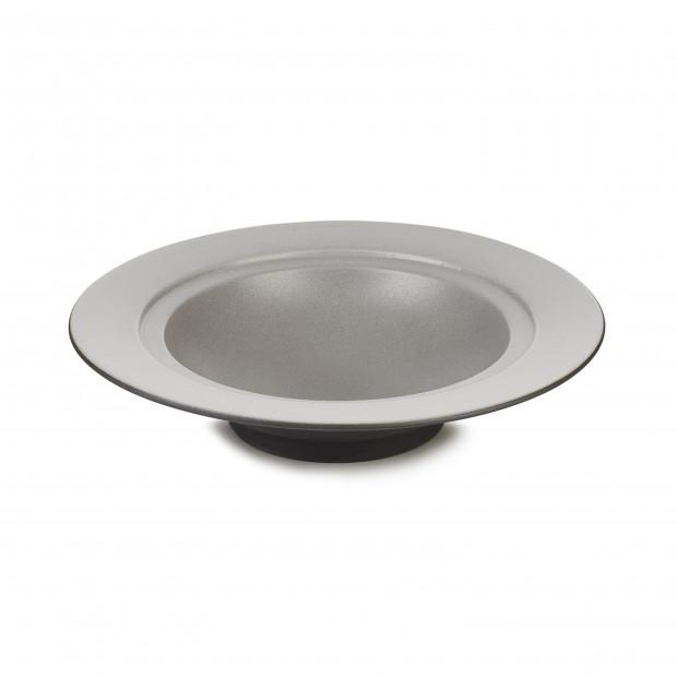 Assiette creuse Dim Sum - Poivre
