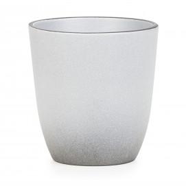 Gobelet 15 cl en porcelaine - Poivre