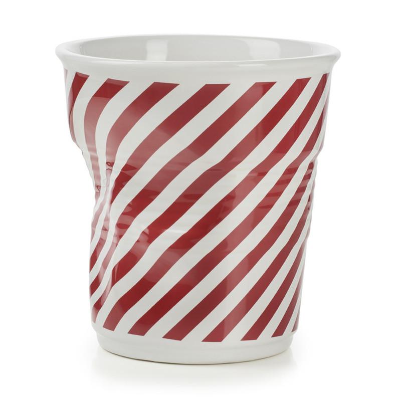 Pot ustensiles froiss s berlingot en porcelaine - Pot a ustensiles ...