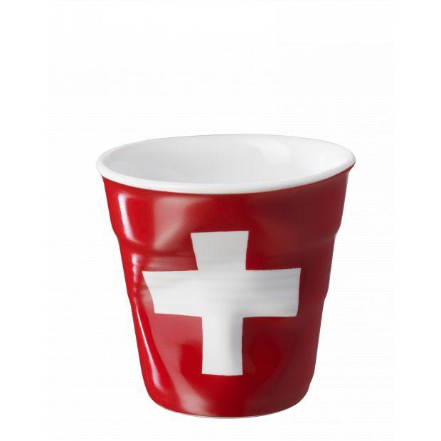 Froissé cappuccino décoré Suisse