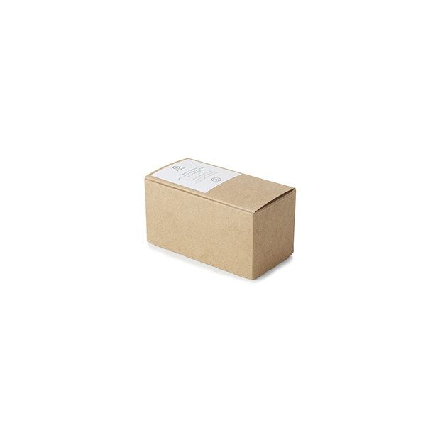 Emballage coffret 2 tasses espresso