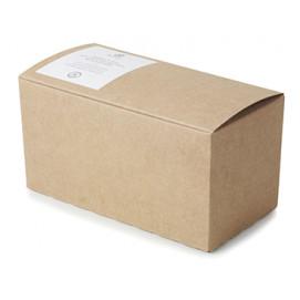 Emballage coffret 2 tasses cappucino
