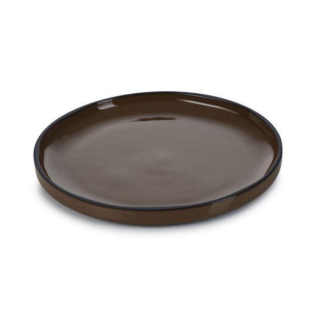 Assiette Caractère Tonka