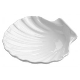 Miniature Coquille St Jacques Blanc