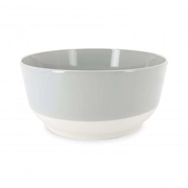 coupelle en porcelaine blanche - club