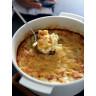 Round casserole dish (26 cm) in Revolution 2 ceramics, non-induction (3.4L)