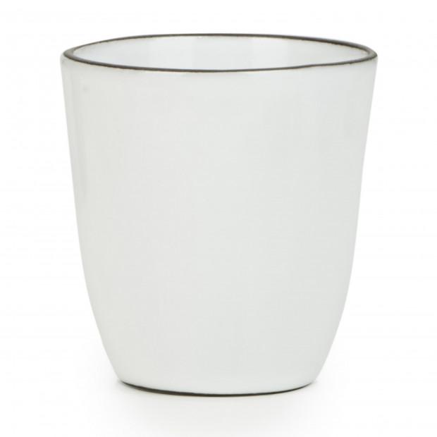 Equinoxe cup 15cl - Cumulus White