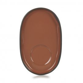 Saucer Caractère Cinnamon