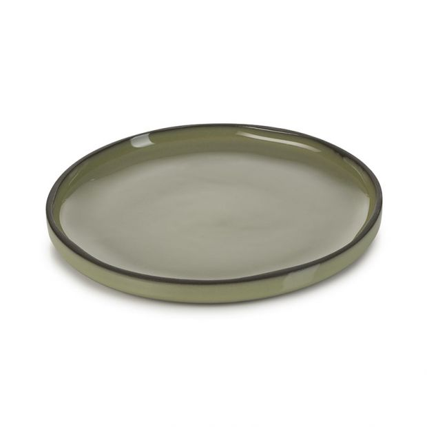 Caractère dinner plate Cardamom