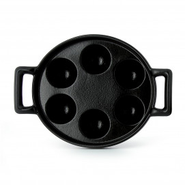 BC SNAIL PLATE 12 HOLES