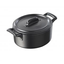 BC OVAL COCOTTE WITH LID 25CL