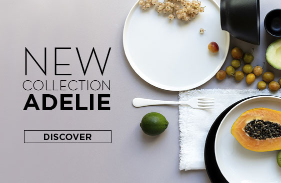 New Collection Adélie on REVOL USA