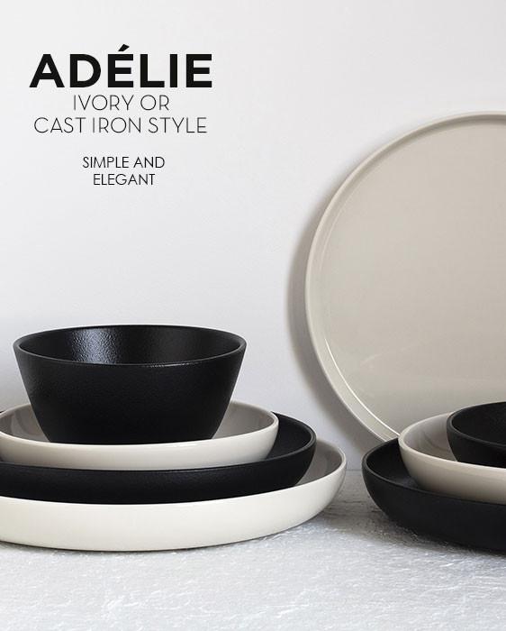 New Collection Adélie on REVOL USA